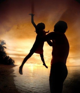 father with child,freedigitalphotos