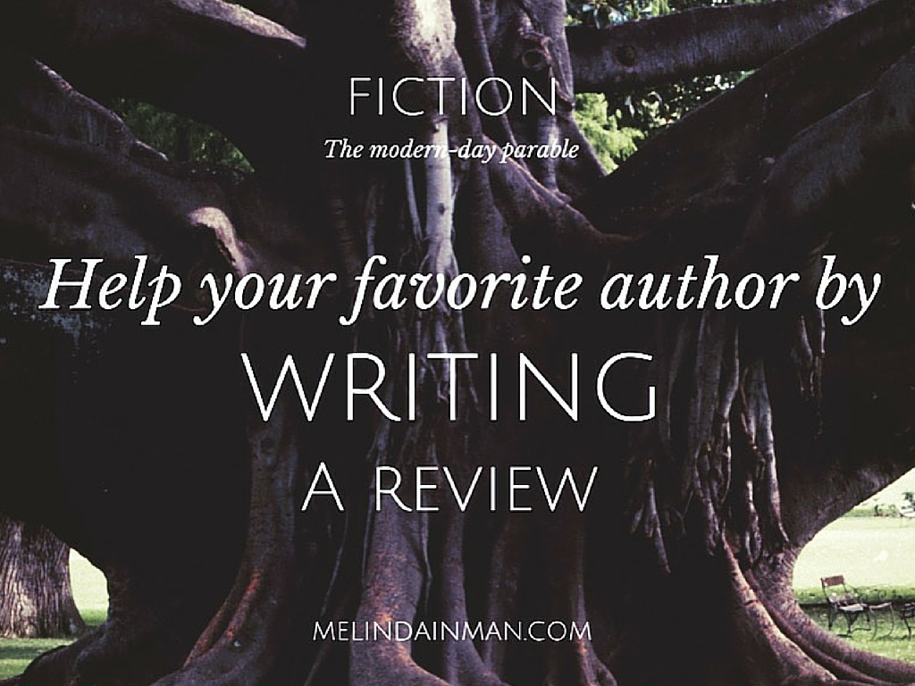 Social, featured image - writing a review