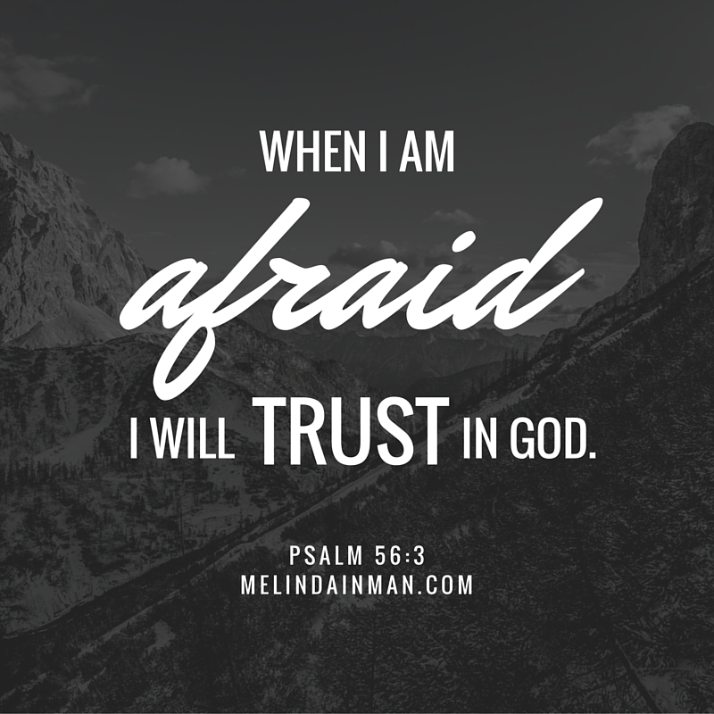 SOCIAL, I will trust in God.