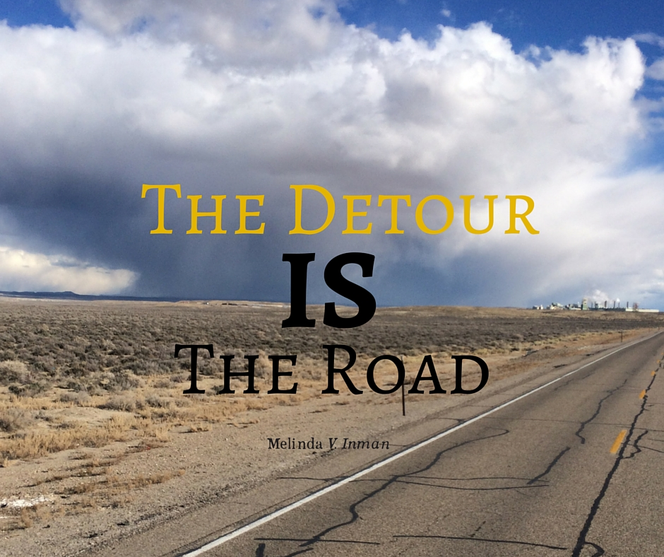 Social, The Detour is the Road