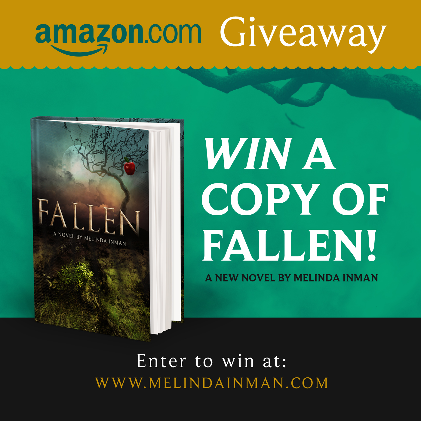 #002, Fallen-Giveaways-Amazon