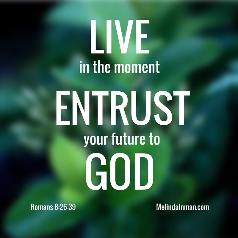 Social (Fibro) Entrust future to God