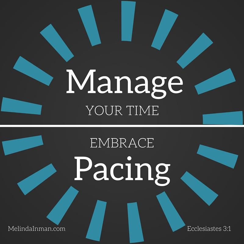 Social (Fibro) Manage, Pacing