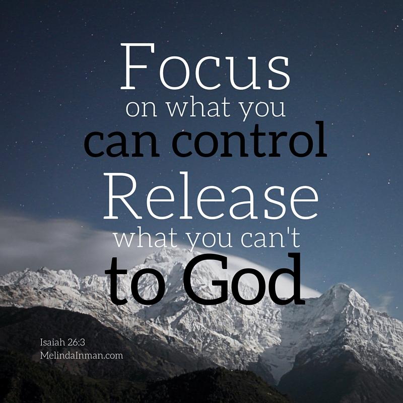 Social (Fibro) Release to God