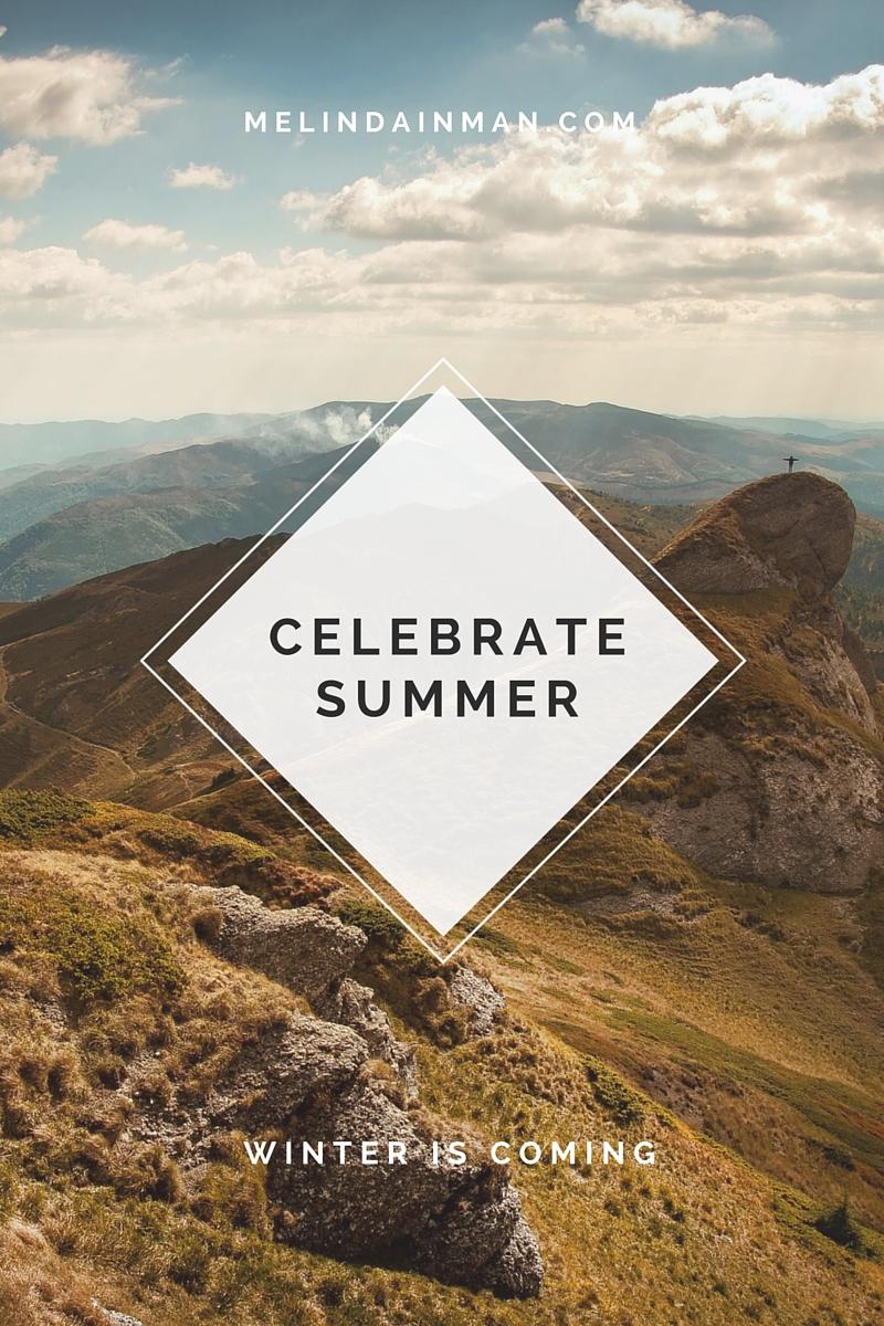 blog- celebrate summer