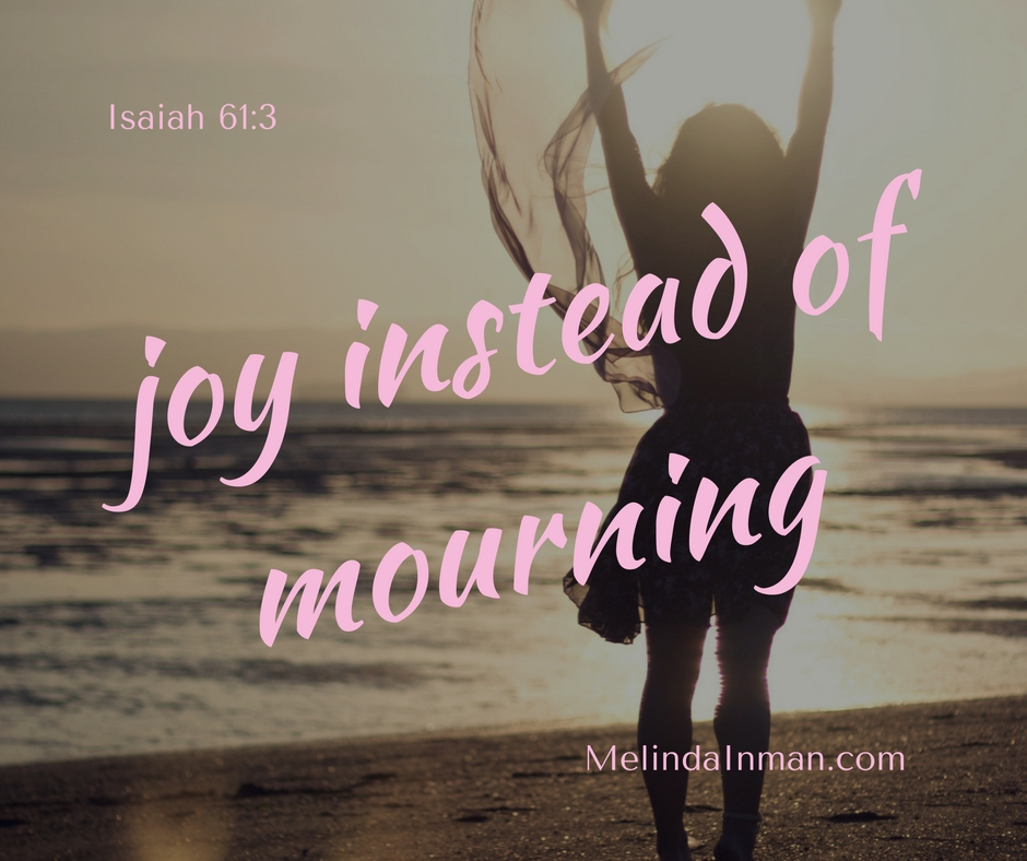 joy instead of