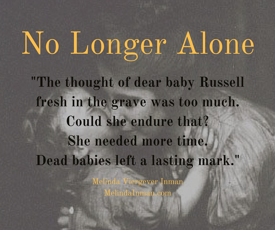no longer alone, dead baby russell
