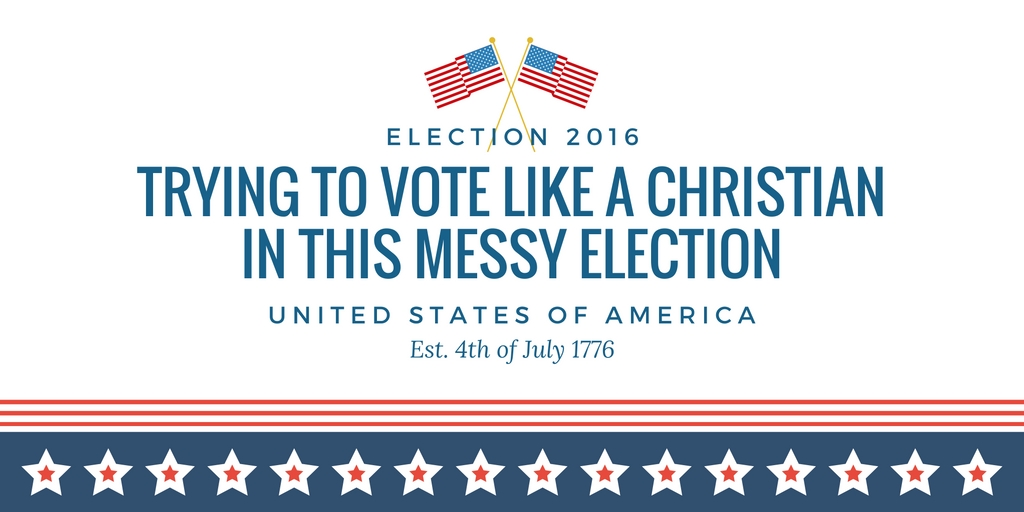 Messy Election 2016