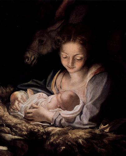 Virgin Mary photo