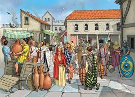 What is an agora? Agora is the ancient Greek name for a marketplace (you  will find the Romans used this word for their marketplaces, too).